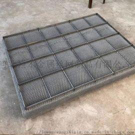 长方形定制丝网除沫器 油烟过滤器