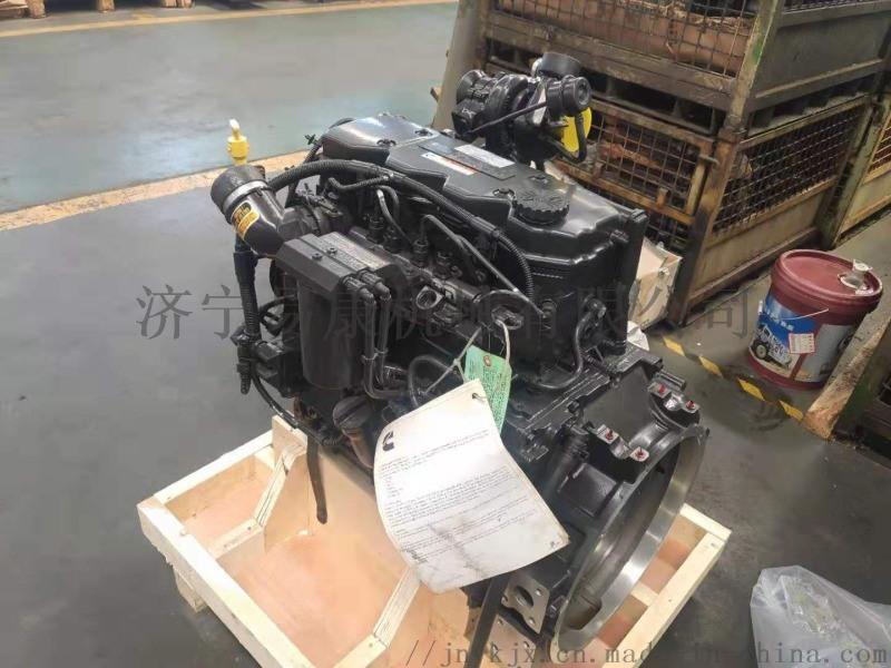 叉裝機國三排放發動機總成 康明斯QSB3.9