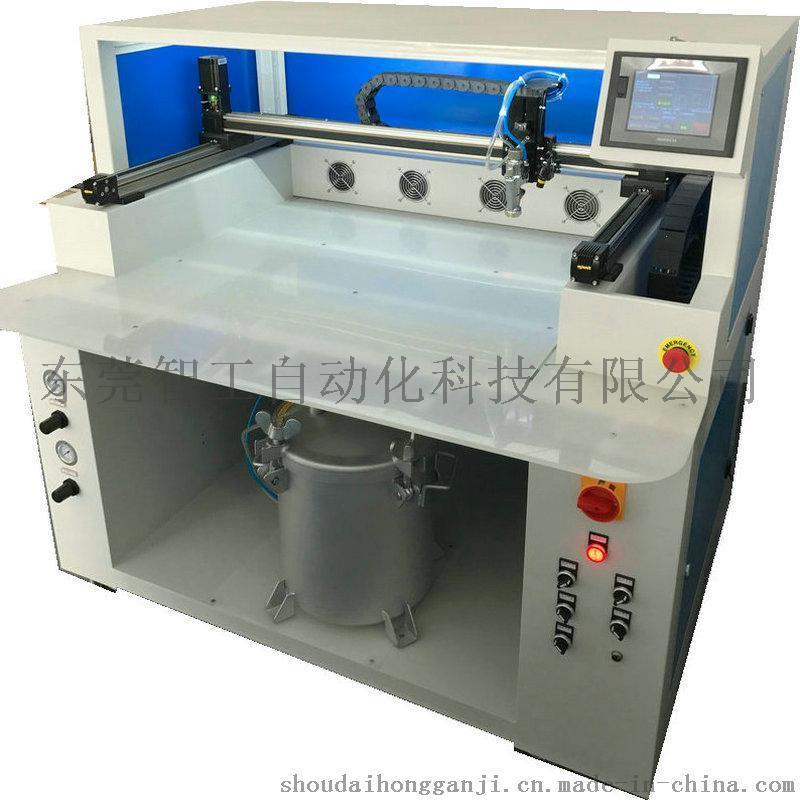噴膠機,ZG-0806PE-2P自動噴膠機