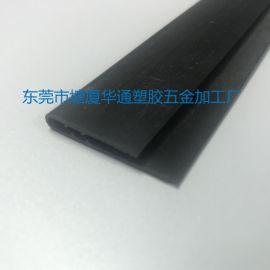 黑色ABS封边条 ABS异型材 abs挤出型材