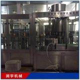 纯净矿泉水果汁灌装生产线 液体饮料灌装机 举报