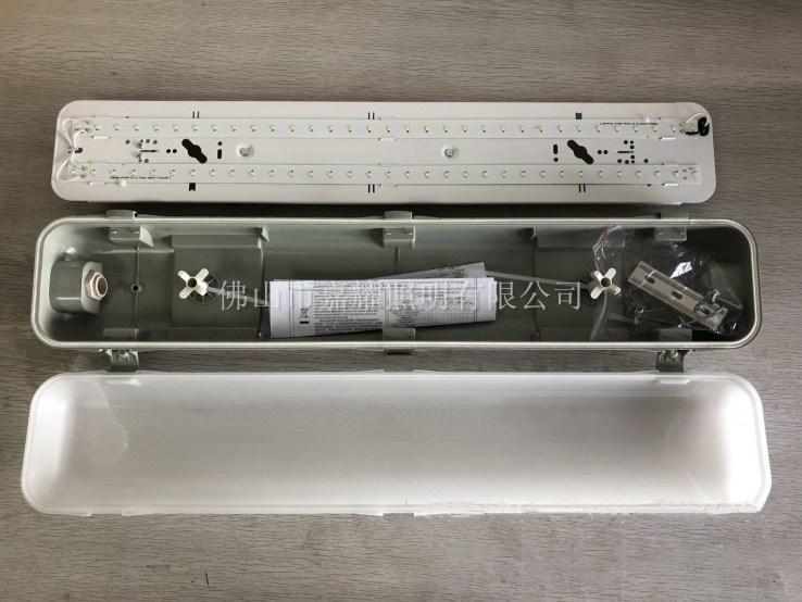 飞利浦WT008C LED三防灯替换传统三防支架
