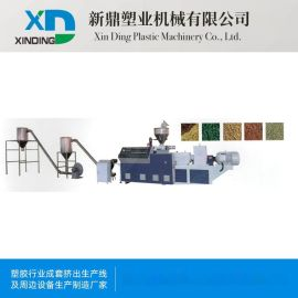 造粒生产线 板材/片材生产线 废旧塑料回收造粒生产线
