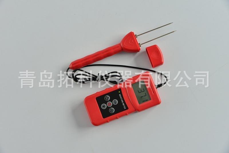MS-F手持插针式包装海绵湿度测量仪