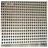 廠家定做白色pp塑料衝孔網 pvc塑料過濾網眼板 食品機械打孔板