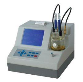 江蘇油品水分測定儀,原油水分檢測儀,電量法測定