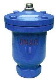 冠龙单口丝扣式排气阀QB1-10 P1型丝口单口排气阀【DN15-DN50】