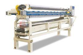 景津XM(A)Z1-800/250-2000-U型环保设备 厢式 隔膜 板框式污水压滤机 自动压滤机 污泥脱水板框压滤机