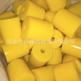 耐磨牛筋垫块 聚氨酯防撞垫块 PU防震垫块