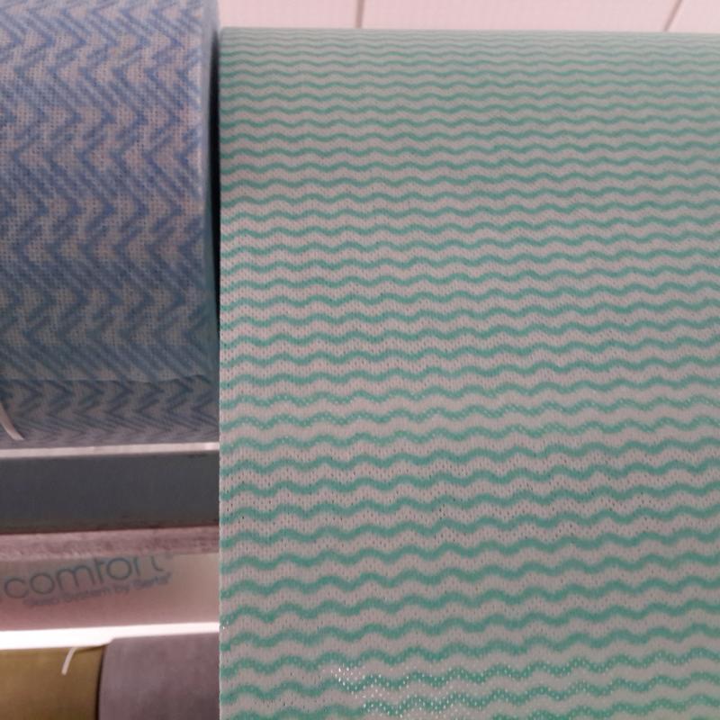 工厂新价供应多规格环保印花纤维棉无纺布_生产厂家产地货源