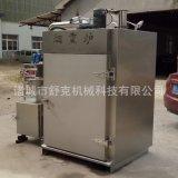 厂家供电加热烟熏炉 如何自制熏肉设备 手工自制烟熏炉电压可定制