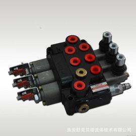 ZT12-3-ATOOT电动叉车多路阀带微动开关