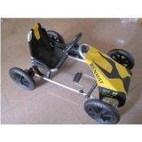 达之盛SV2136欧美高档复古金属童车、铝制童车、儿童脚踏车