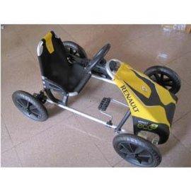 达之盛SV2136欧美**复古金属童车、铝制童车、儿童脚踏车