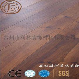 三层橡木对花仿实木复合地板