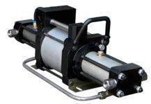 气体高压增压器 空气 氮气 氧气 氦气增压机