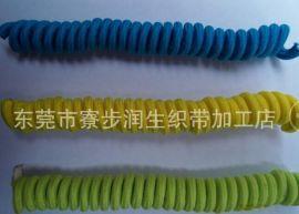 润生4毫米poly电话绳\曲型绳