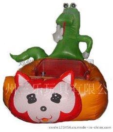 江蘇南通充氣電瓶車新款   遊樂場兒童電瓶車價格