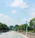 太陽能路燈道路照明工程建設就在騰博太陽能