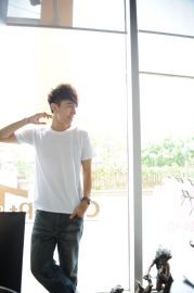 短袖T恤,纯棉T恤男装,空白T恤