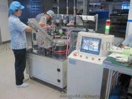 晶体锁散热片机,晶体锁付机,散热片锁可控硅机