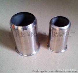 金属装饰不锈钢脚杯厨柜装饰脚支脚外表装饰杯灶台脚杯装饰