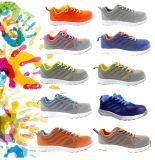 霍尼韦尔Sporty系列轻便透气安全鞋 彩色透气 钢包头劳保鞋安全鞋