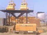小型混凝土搅拌站 2HZS25双机连体搅拌站
