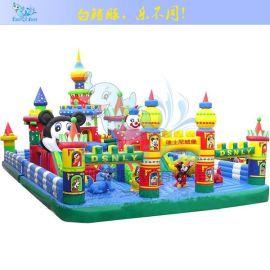 SSLY-0023迪斯尼充气城堡