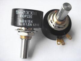 SAKAE 思博 FCP22E1K 无极限电位器 导电塑料电位器