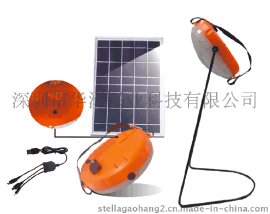 太阳能阅读灯 LED台灯 手机充电台灯 多功能太阳能台灯