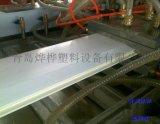 聚氯乙烯PVC塑料天花板吊頂板生產線
