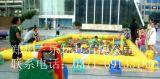 福建省长乐市充气沙池充气池充气钓鱼池厂家批发