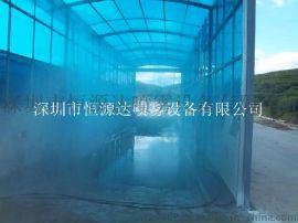 福建纺织厂喷雾加湿|厂房喷雾加湿设备