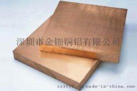 环保T1紫铜板,接地导电紫铜板,深圳紫铜板供应商