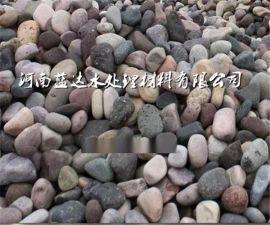 新疆鹅卵石滤料 承托层砾石