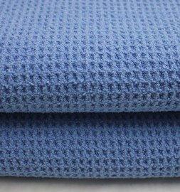 俊高超细纤维华夫格(蓝色)