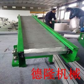 链板输送机 皮带流水线 滚筒生产线传送带 网带304输送带 物流分拣线