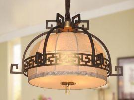 新中式灯具铁艺吊灯,酒店会所,高档茶楼照明装饰灯具 chandelier lighting