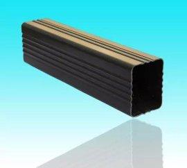 pvc成品屋面落水檐槽 檐沟排水系统