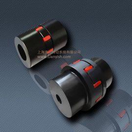 上海连一厂家直销DY20键槽型梅花弹性联轴器