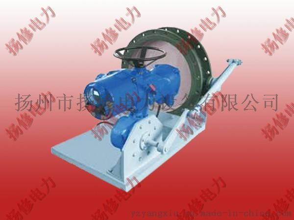 供應揚修角行程底座球鉸拐臂電動執行器