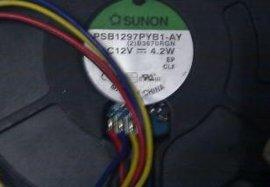 建准 PSB12A0PTV1-A风扇