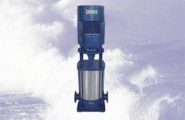 SCDL-A型低转速不锈钢立式多级泵