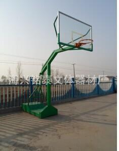 标准凹箱篮球架健身器材比赛用篮球用品体育器材篮球架