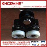 KBK柔性起重机流水线轨道小车滑轮手动板式滑轮轻轨组合吊装配件