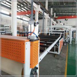 【金韦尔】超透明PVC软板材生产线 水晶板 PVC软板生产线