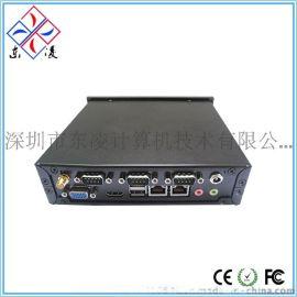 带WIFI模块工业电脑主机 支持3G/4G无线模块