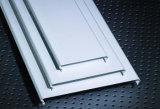 隔热遮阳天花,密闭式C型铝条扣天花板,条形扣板