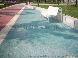 蚌埠景区车道生态透水混凝土【价格】透水砼-透水地坪厂家